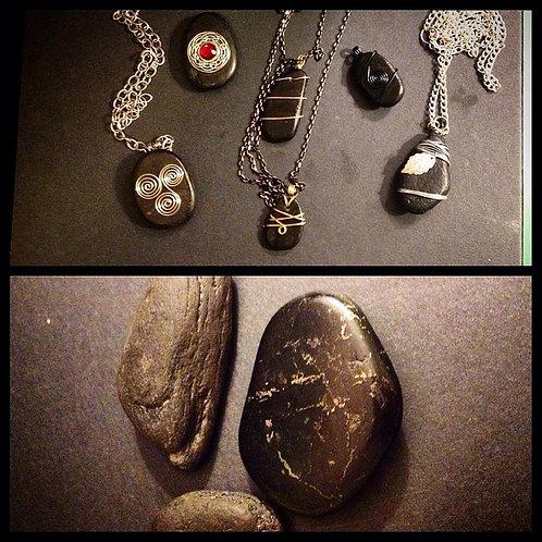 Coal Jewellery