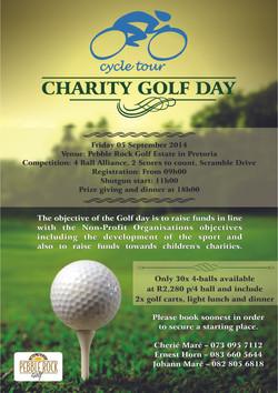 Charity Cycling Club Charity Golf Day