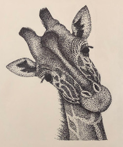 Giraffe To Dust