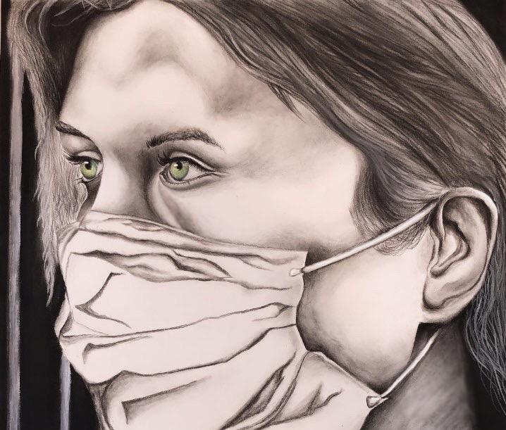 Masked Hope