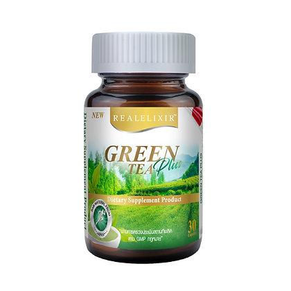 Real Elixir Green Tea plus