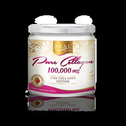 Real Elixir Pure Collagen 100,000 mg.