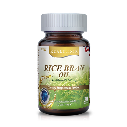 Real Elixir Rice Bran Oil