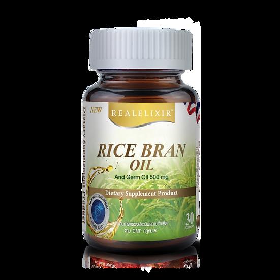 Real Elixir Rice Bran Oil