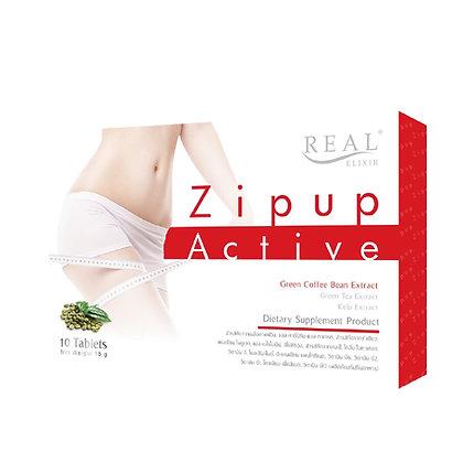 Real Elixir Zipup-Active ขนาด 10 เม็ด