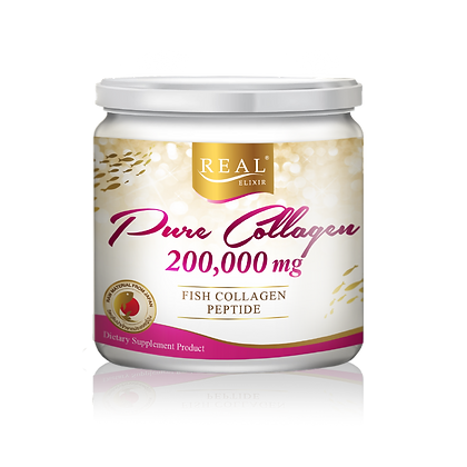 Real Elixir Pure Collagen 200,000 mg.
