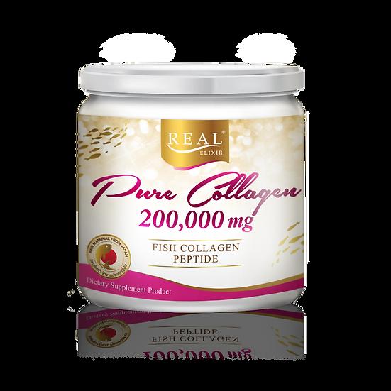 Real Elixir Pure Collagen 200,000 mg.