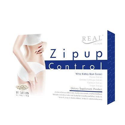 Real Elixir Zipup Control  ขนาด 10 เม็ด