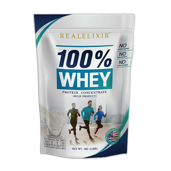 Real Elixir Whey Protein