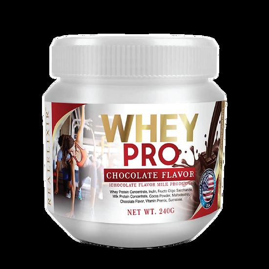 Real Elixir Whey Pro ChocolateFlavor