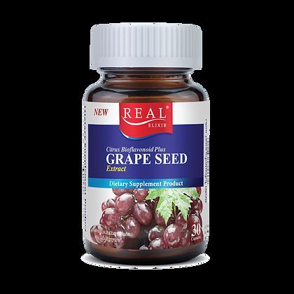 Real Elixir Citrus BioFlavonoid Plus Grape Seed Extract