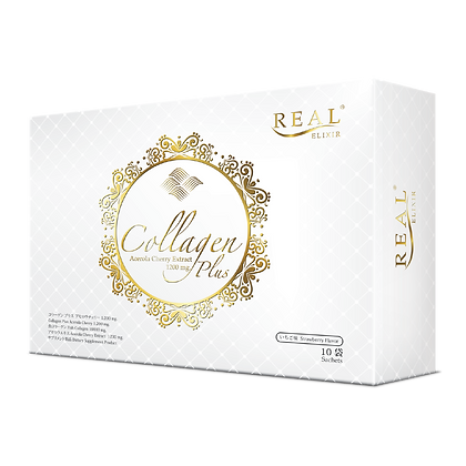 Real elixir Collagen Plus 10,000 mg. Acerola cherry 1,200 mg