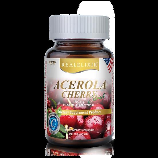 Real Elixir Acerola Cherry