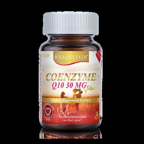 Coenzyme Q10 30 mg Plus