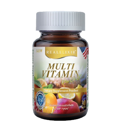 Real Elixir Multi Vitamin