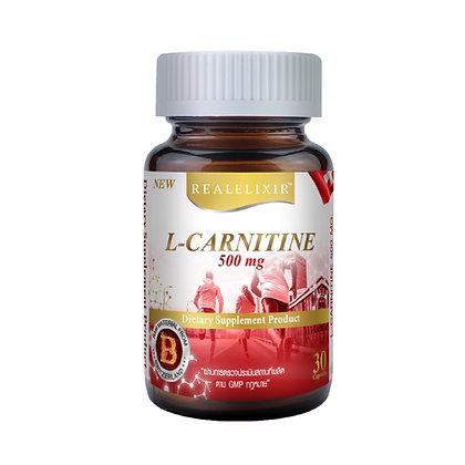 Real Elixir L-Carnitine 500 mg.