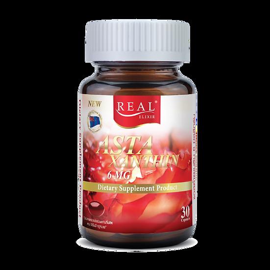 Real Elixir Astaxanthin 6 mg.