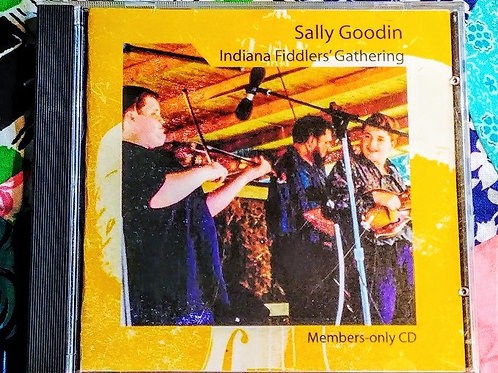 Indiana Fiddlers' Gathering- Sally Goodin