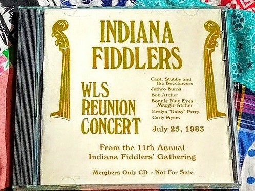 Indiana Fiddlers' Gathering- WLS Reunion Concert 1983