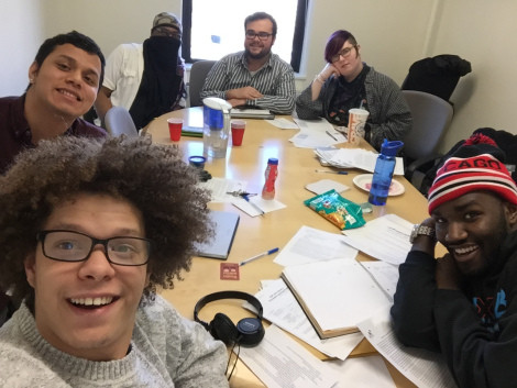 Reflections on Black History Month from Youth Advisors in MFierce, a Local Community-based Participa
