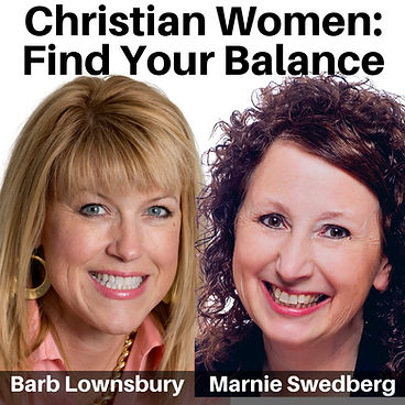 Christian Women_ Find Your Balance INST.