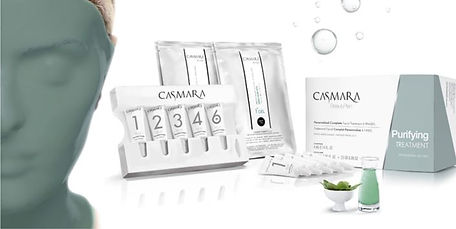 Casmara 6-phase Purifying Treatment-Faci
