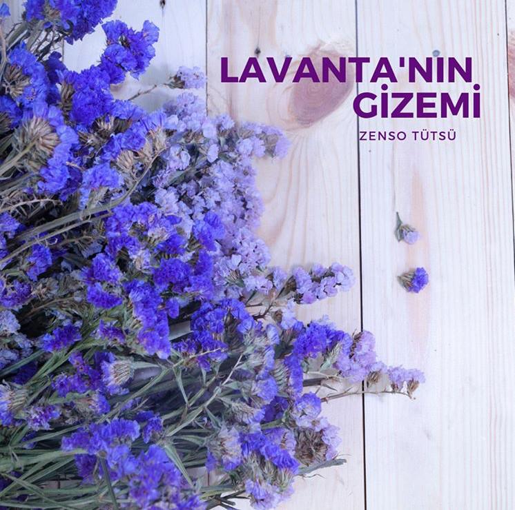 Lavanta Doğal Tütsü