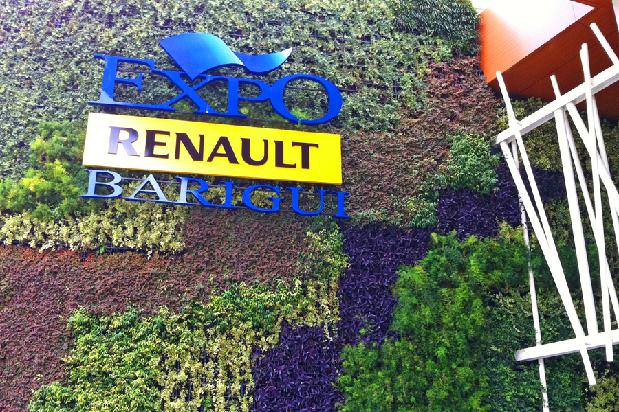 Projeto Expo Renault