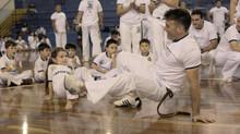 Paranaense atinge o nível máximo da capoeira!