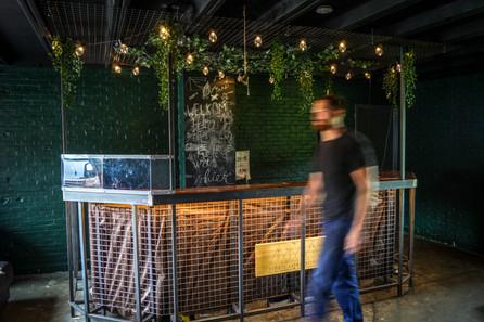 Bar scoutslokaal