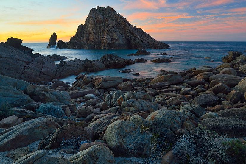 Prints | Seascapes | Sugarloaf Rock #1