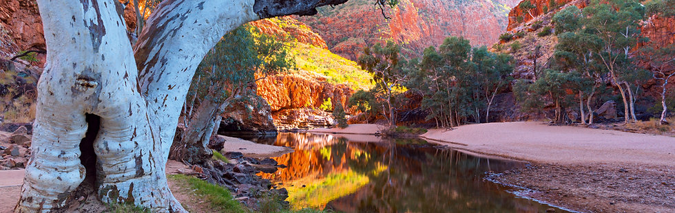 Prints | Outback | Silent waters