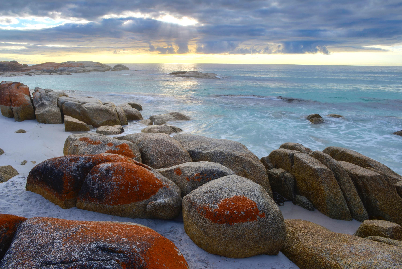 Bay of Fires, Tasmania.