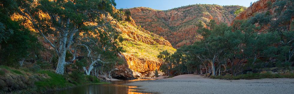 Prints | Outback | An ancient flow