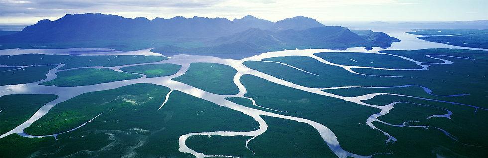Prints | Lakes & Rivers | Hinchinbrook Passage