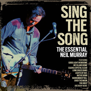 Neil Murray CD cover