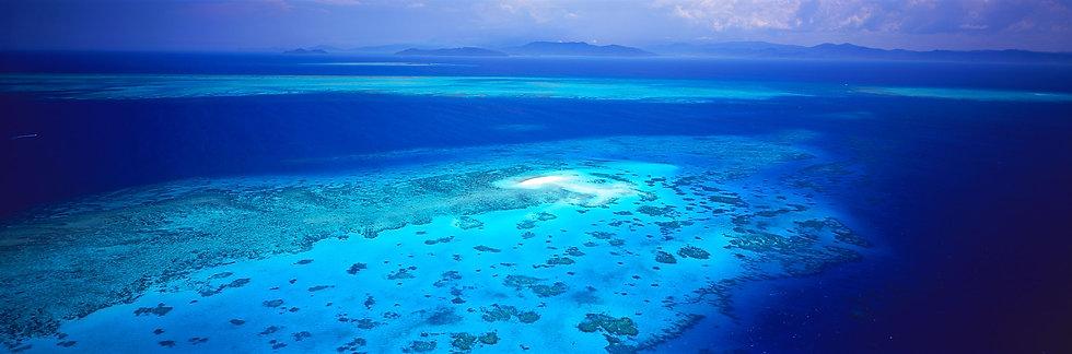Prints | Seascapes | Upolu Cay