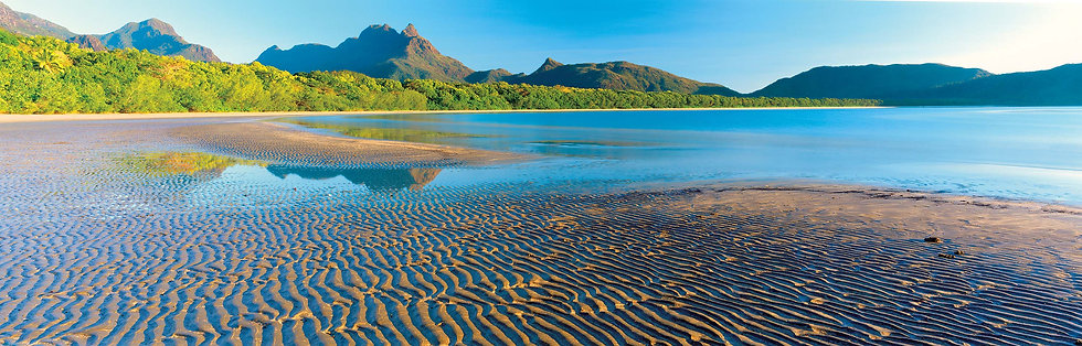 Prints | Seascapes | Hinchinbrook Island - Zoe Bay