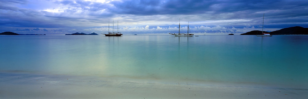 Prints | Seascapes | Whitsundays - Whitehaven Beach