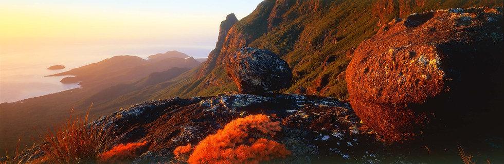 Prints | Wilderness | East face - Mt. Bowen