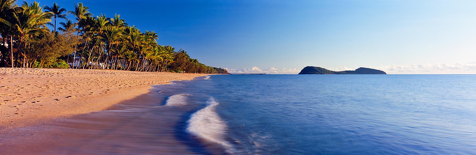 Prints | Seascapes | Palm Cove - Double Island