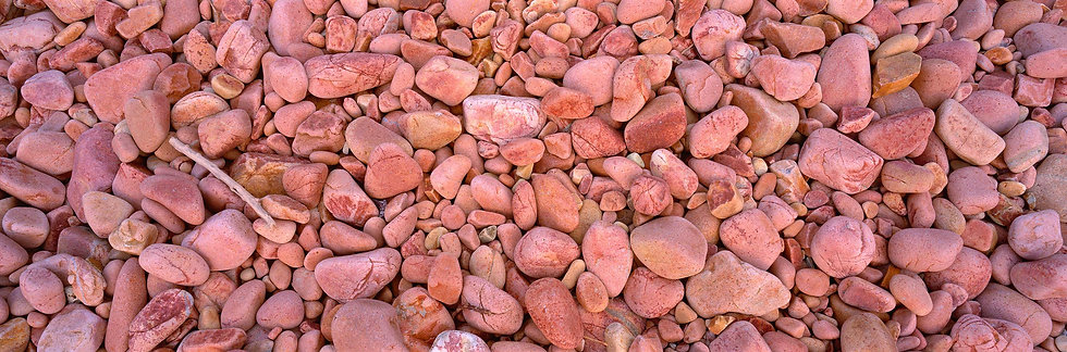 "Prints | Wilderness | ""rocky mosaic.... Pink Beach"""