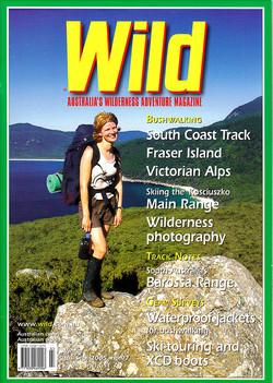 Wild magazine front cover