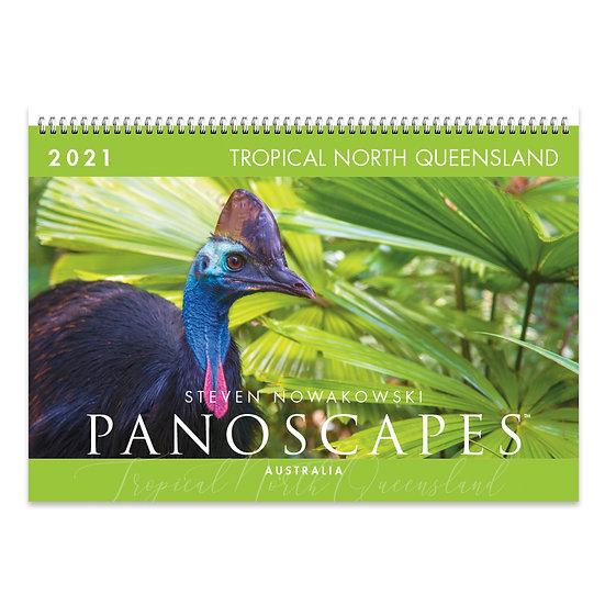 2021 Tropical North Queensland Wall Calendar
