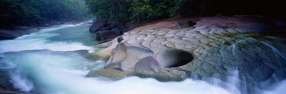 Prints | Lakes & Rivers | Babinda Boulders