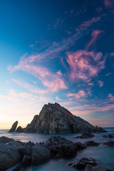 Prints   Seascapes   Sugarloaf Rock #2