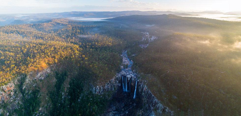 Prints | Wilderness | Blencoe Falls