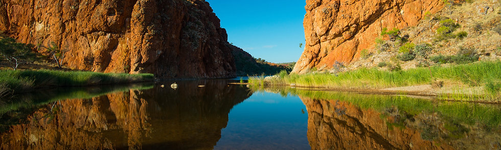 Prints | Outback | Glen Helen Gorge