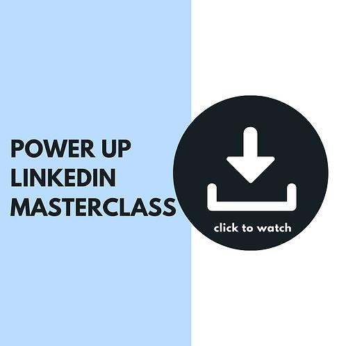 Power Up LinkedIn