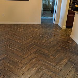 floor 2 herringbone